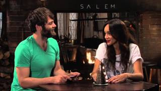ASK SALEM: Seth Gabel & Ashley Madekwe to Heathens
