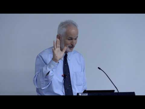 AIHI Seminar Series 2017 - Professor Paul F Levy