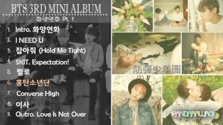 BTS (방탄소년단) - The Mood For Love 화양연화 Pt.1 [FULL ALBUM/PLAYLIST]