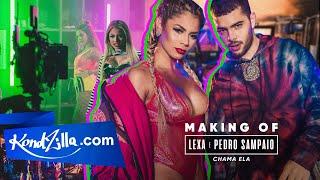 Baixar Lexa e Pedro Sampaio - Chama Ela - Bastidores Do Videoclipe Original(KondZilla.com)