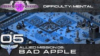Mental Omega 3.3 // Allied Mission 05: Bad Apple