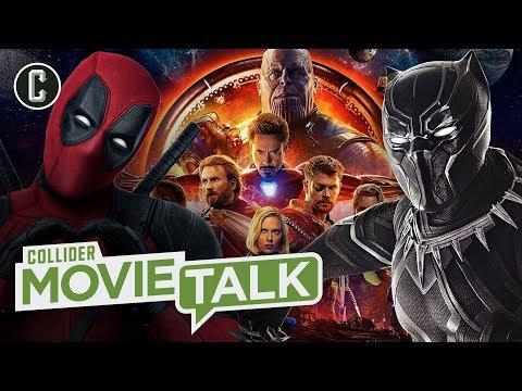 Infinity War, Black Panther and Deadpool 2 Box Office Debunk Superhero Fatigue? - Movie Talk