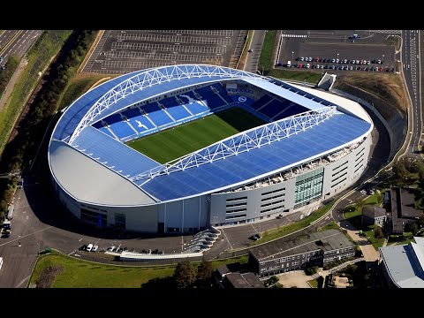 Sky Bet Championship Stadiums 2015/2016