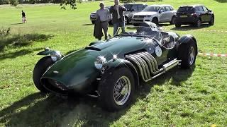 Ronart W152 Jaguar Racing Car Replica