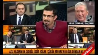 Uur Dündar ve Mehmet Baransu nun Sert Tartmas