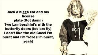 lil pump butterfly doors lyrics Video