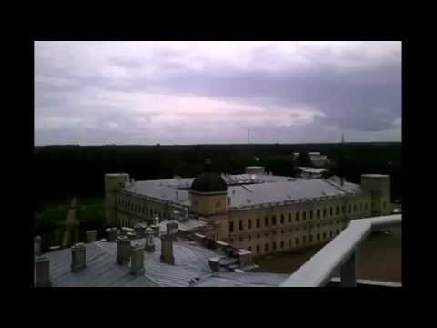 С-Пб Гатчина Дворец Сигнальная башня