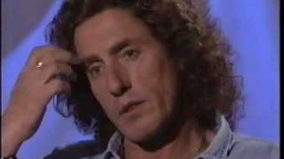 "Roger Daltrey on ""Tommy"" 1 of 2"