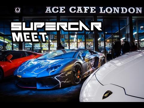 Ace Cafe London Car Meet