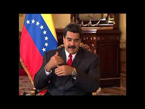 José Vicente Hoy - Domingo 20-08-2017 - Nicolás Maduro