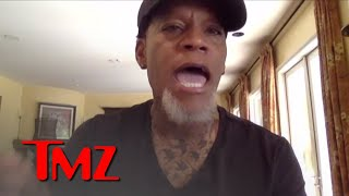 D.L. Hughley Asks Why White People Hold On to Statues of Bad People | TMZ