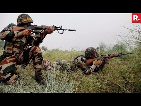 Major Army Operations Along Indo-Myanmar Border