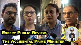 Experts Review of film Accidental Prime Minister