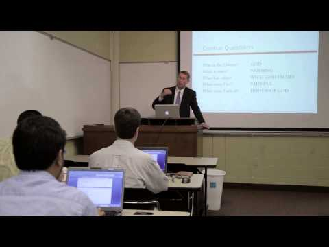 Puritan Reformed Seminary; Vision & Goals