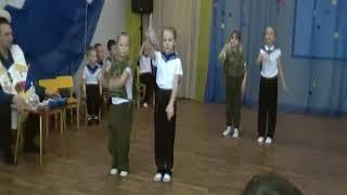 """танец """"Хорошие девчата""""  23 февраля. Д/с № 42 """"Пингвинчик"""", г. Верхняя Салда"""