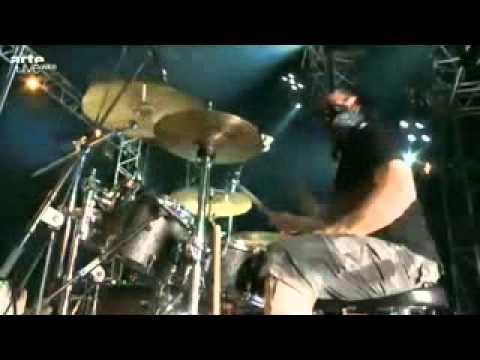Brujería - Ángel de la Frontera (new song) Live @ Hellfest 2012