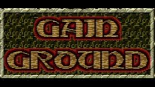 Classic Sega Game Gain Ground on PS3 in HD 720p