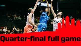Kranj (SLO) vs Manila West (PHI) - Quarter-Final - Full Game -  2014 FIBA 3x3 World Tour Final