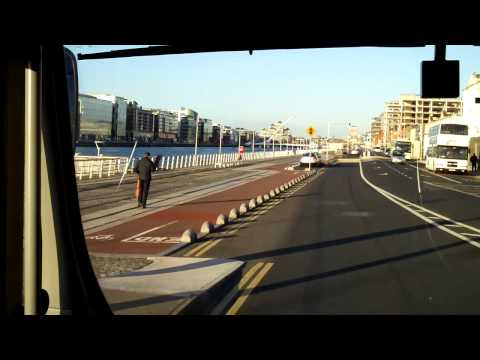 Dublin Airport Bus to City Centre
