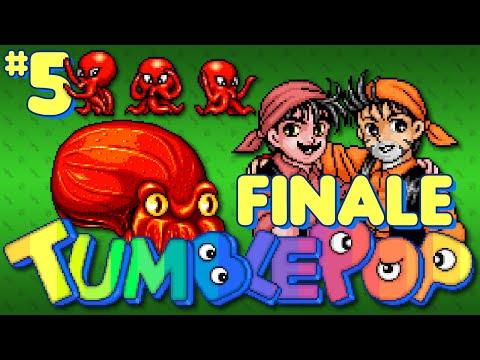 Tumblepop (Arcade) - Part 5: FINALE - Octotiggy