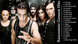 Top 20 Rammstein Greatest Hits || Rammstein Collection New Album [Best Cover Songs]