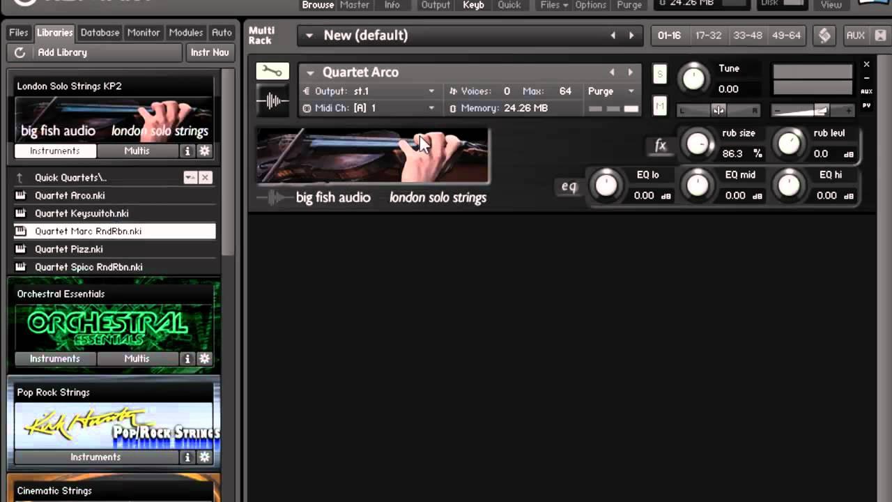 Big Fish Audio - SWAGG [KONTAKT] keygen