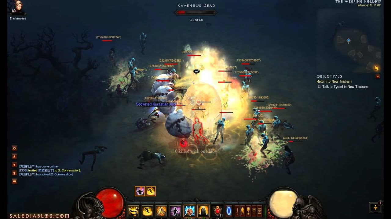Diablo 3 Guide: Monk Top Four Builds in Patch 1 0 8