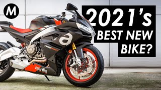 Why The Aprilia RS 660 Could Be 2021's Best New Motorcycle! Full Specs & Price Announced