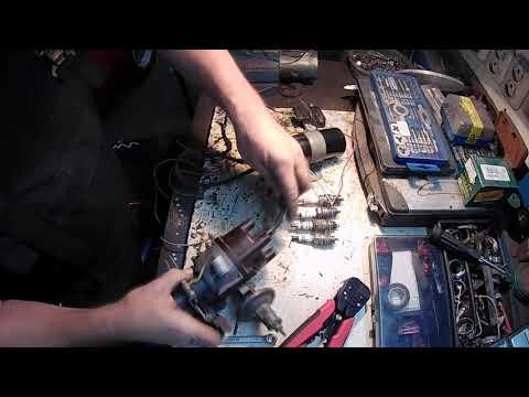 ЗАЗ 965 1969 г.в. Доработка зажигания на двигателе МеМЗ 966Г с минимальной переделкой./ ZAZ 965