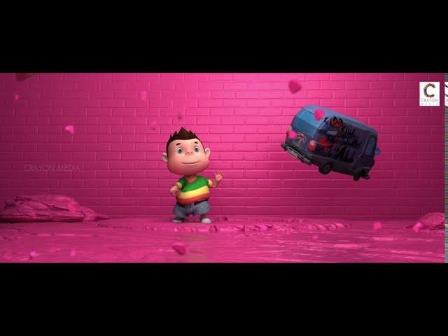 CGI 3D Cartoon Animation