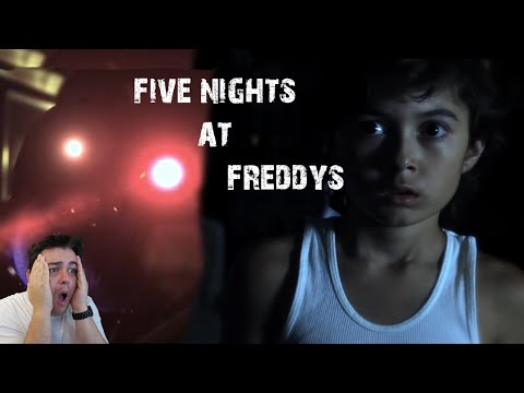 Daz Reacts: Five Nights At Freddy's Film