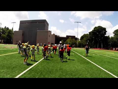 Bronx Elite Ducks vs Bronx Bengals