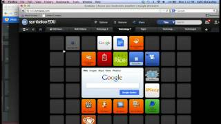 Symbaloo To Weebly