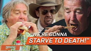 The Best & Woŗst Food From Fried Spag Bol to Goose Intestines | The Grand Tour