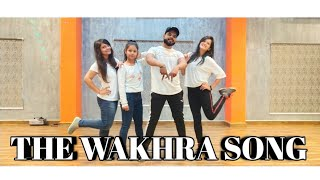 The Wakhra Song - Judgementall Hai Kya |Kangana R & Rajkummar R| Moin Khan , Dance Fitness Choreo