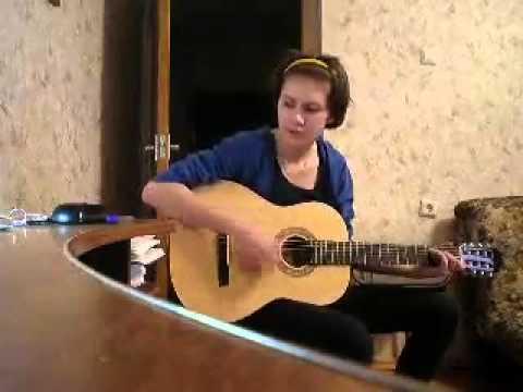 Скрытая камера на гитаре