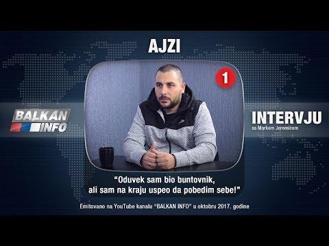 INTERVJU: Ajzi - Oduvek sam bio buntovnik, ali sam na kraju uspeo da pobedim sebe! (22.10.2017)