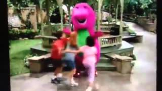 Barney comes to life (Aunt Rachel is Here!)