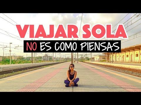 Viajar Sola Por El Mundo No Es Lo Que Piensas - Vlog
