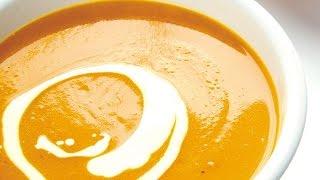 Roasted Butternut Pumpkin Soup - Recipe