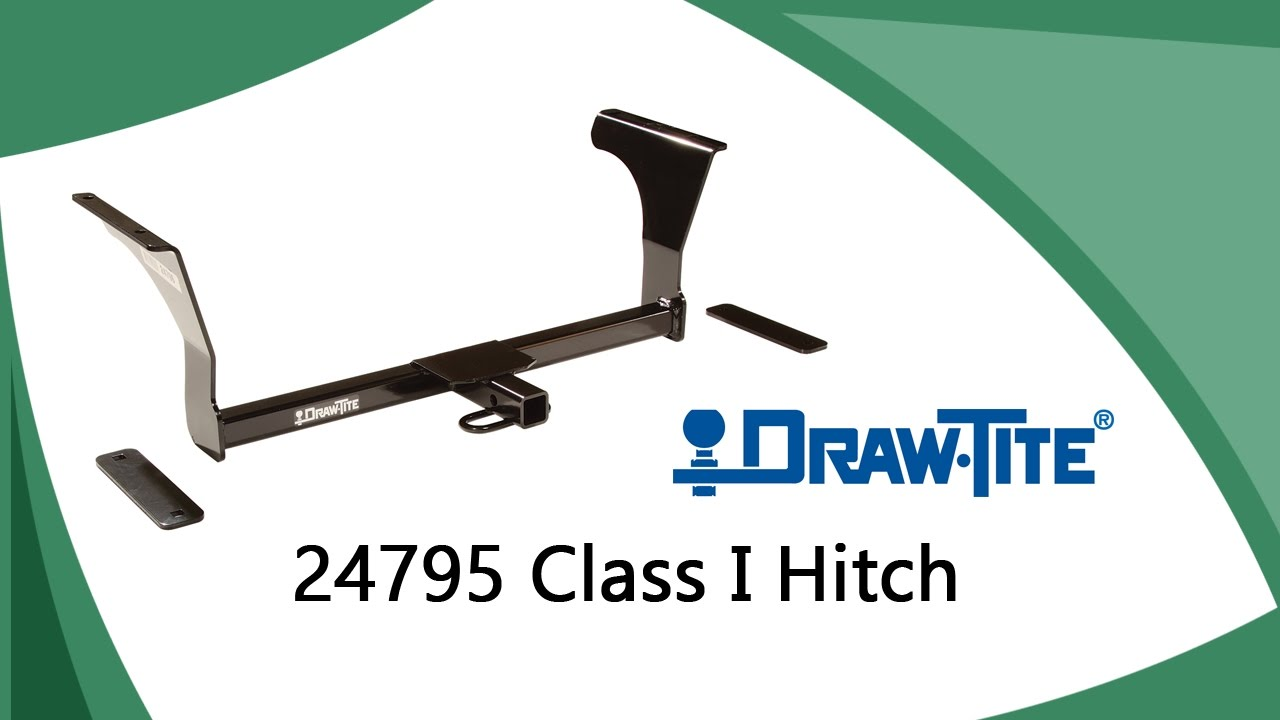 Draw-Tite 24795 Hitch