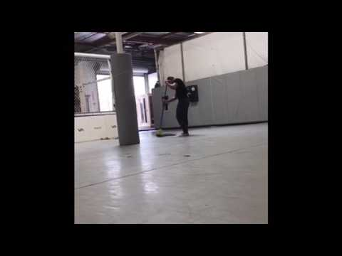 Rafael dos anjos tells Cris Cyborg he will clean mats mma UFC gym