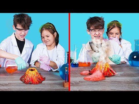 16 Experimentos Mágicos Em Casa