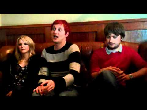 The Subways | Interview | Billy Lunn, Charlotte Cooper and Josh Morgan | 7th Sept 2011 | Music News