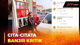 Foto Cita Citata Menuai Banyak Kritikan - JPNN.com