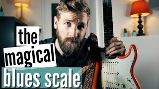 What nobody teaches you about the BLUES SCALE