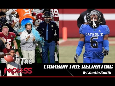 Alabama Recruiting Update: National Championship recruiting impact; 4-Star LB TJ Dudley Interview