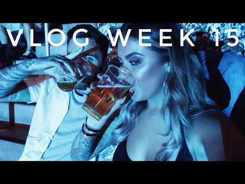 VLOG WEEK 15 - THE £10K VEGAS PENTHOUSE | JAMIE GENEVIEVE