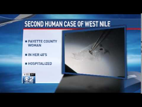 Second Case of West Nile in Idaho