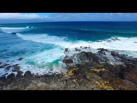 big waves, big wind, Hana Highway maui